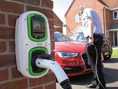 Electrical Car Charging Point